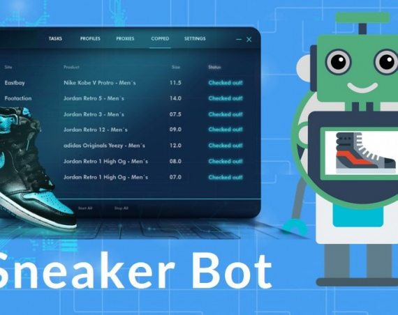 Sneaker Bot