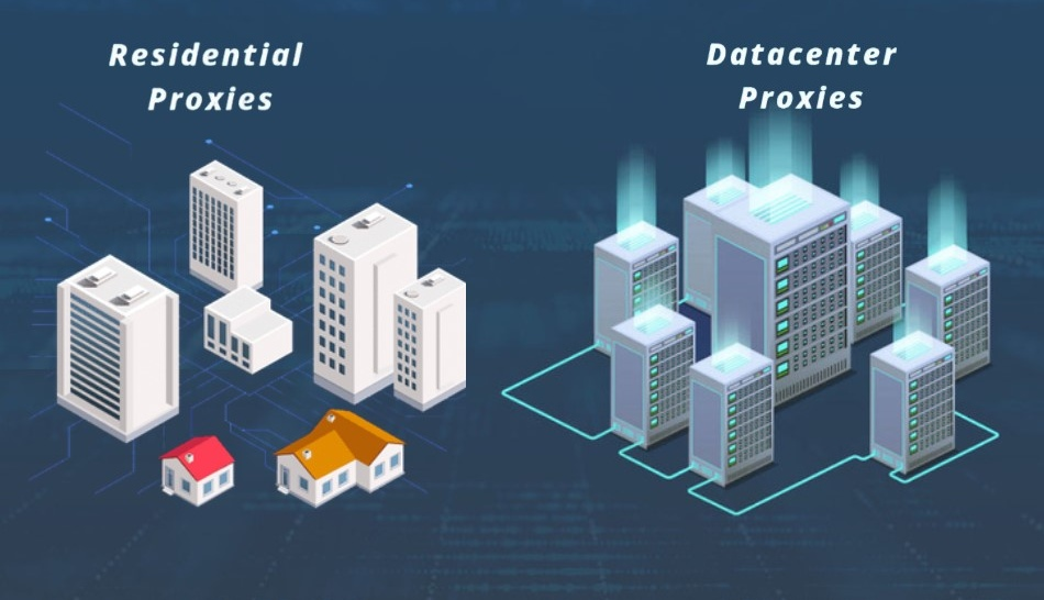 Residential Vs. Datacenter Proxies
