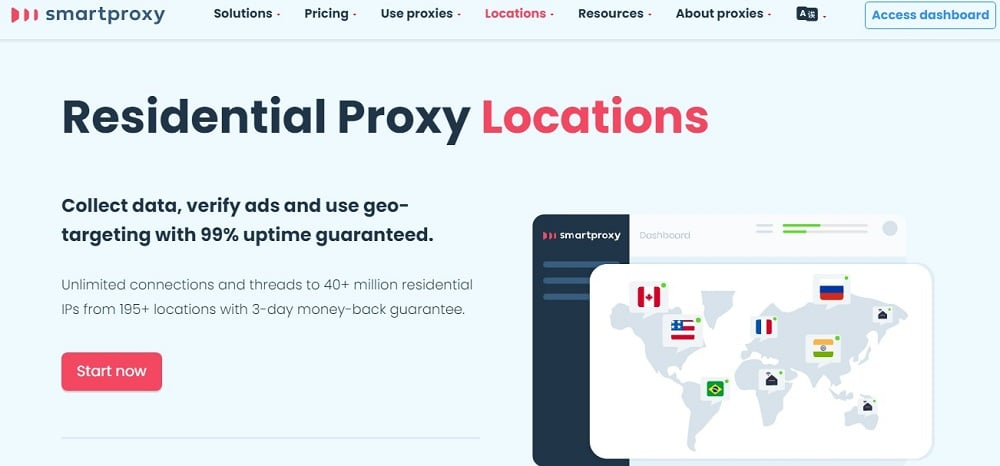 Smart Proxy Overview