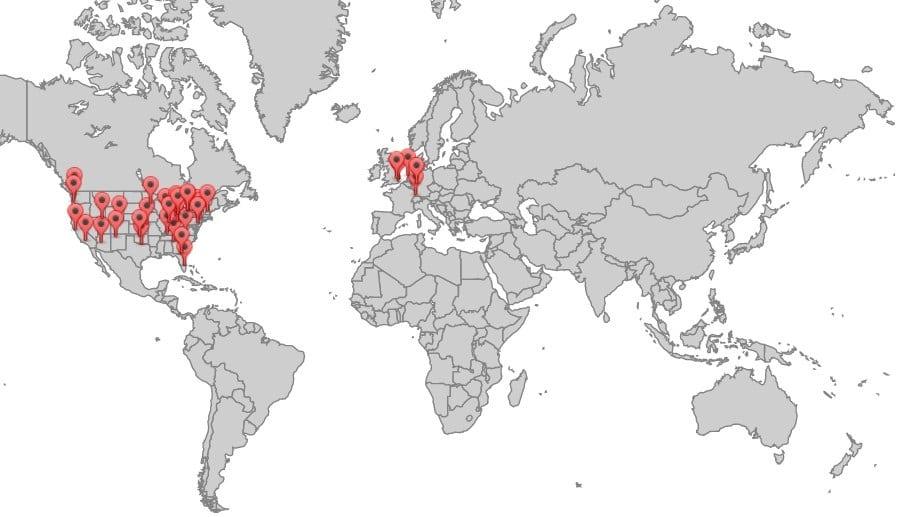 SSLPrivateProxy Location overview