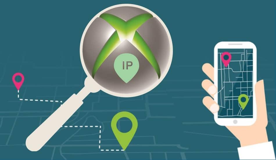 Find IP Address on Xbox