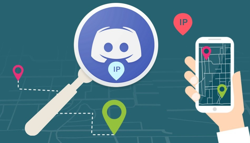 Get IP from Discord