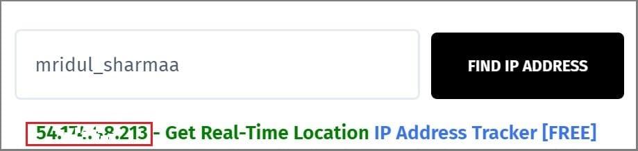 Storyslash IP details