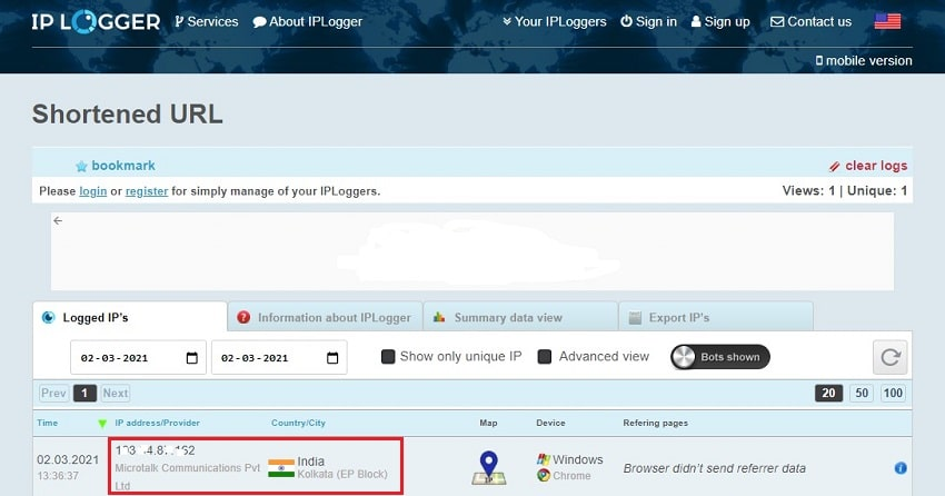 iplogger ip tracking